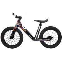 "Bike8 - Aero - 14"" (Black Stripes)"