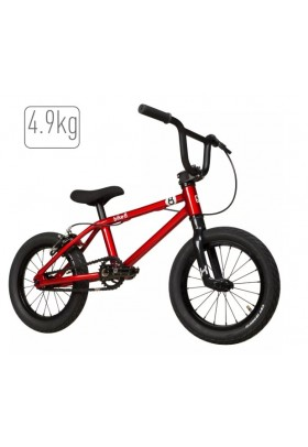 "Bike8 - Mini BMX - Bike 14"" (Red)"