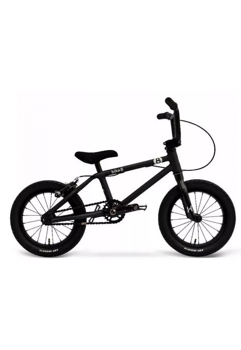 "Bike8 - Mini BMX - Bike 14"" (Black)"