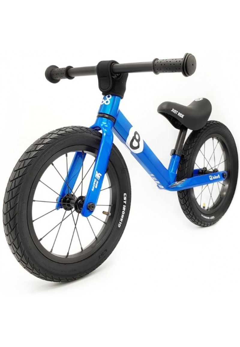 "Беговел - Bike8 - Racing  14"" - AIR (Black)"