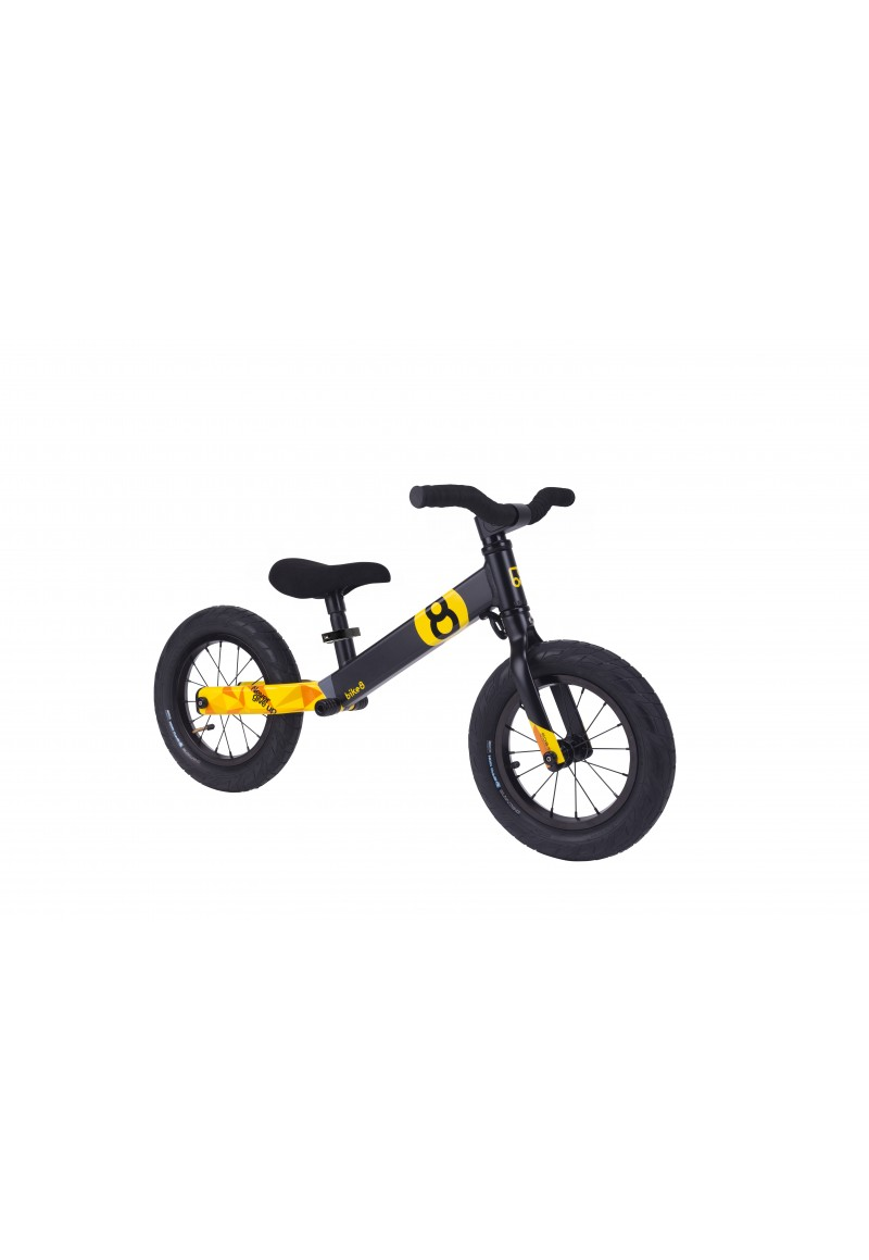 Беговел - Bike8 - Sport Pro (Black-Yellow)