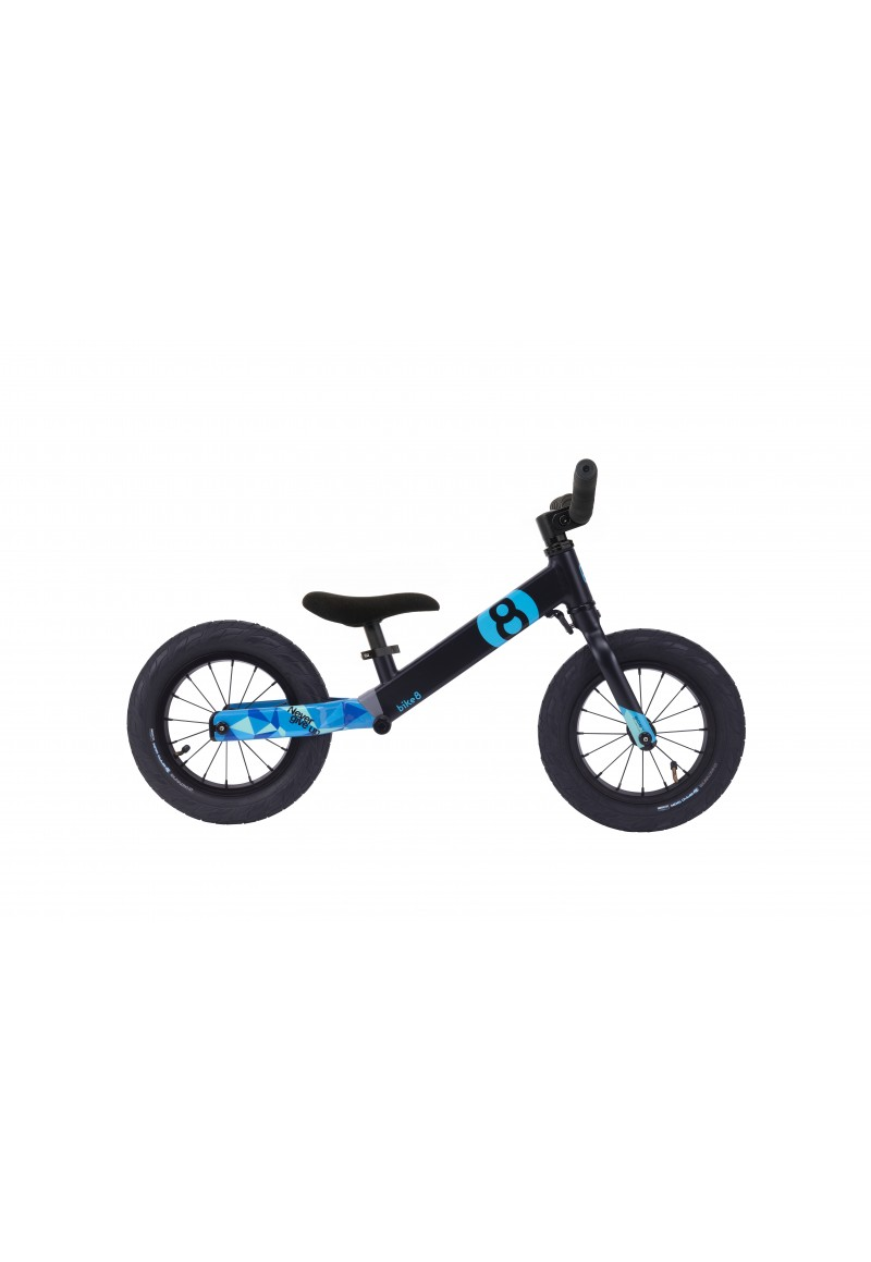Беговел - Bike8 - Sport Pro (Black-Blue)