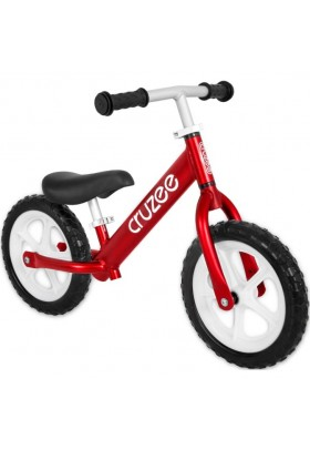 Cruzee UltraLite Balance Bike (Red)