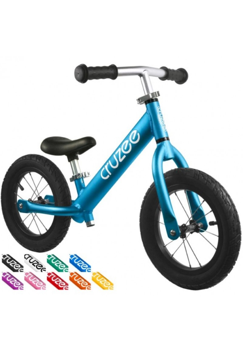 Cruzee UltraLite Air Balance Bike (Blue)