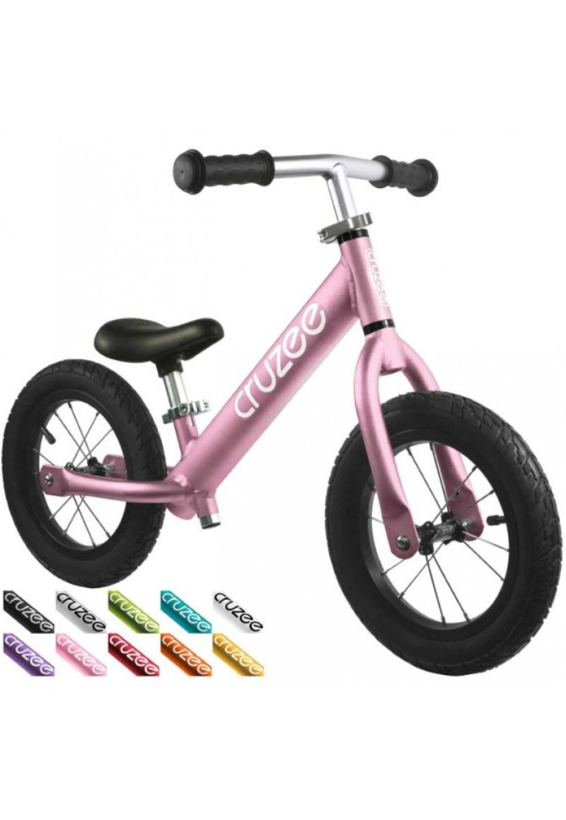 Cruzee UltraLite Air Balance Bike (Pink)