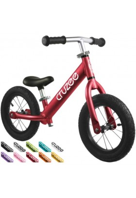 Cruzee UltraLite Air Balance Bike (Red)