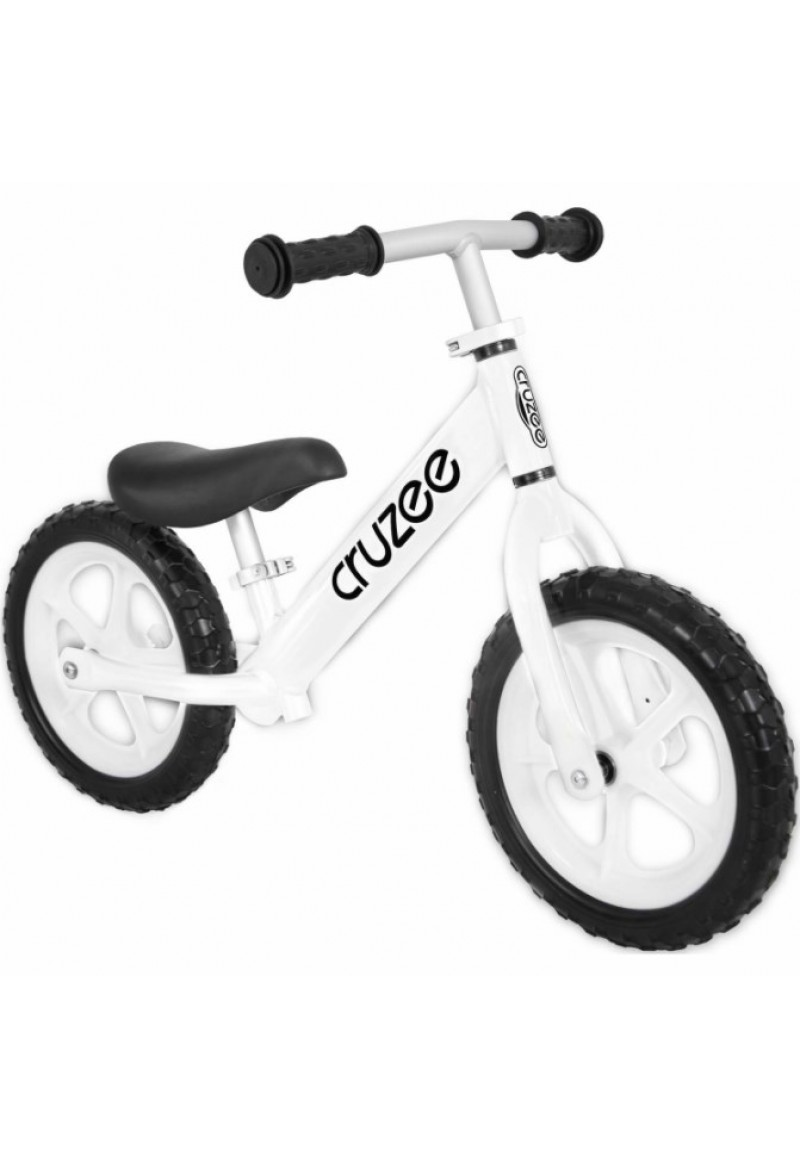 Cruzee UltraLite Balance Bike (White)