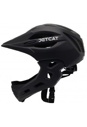 Шлем FullFace - Start (Black) -  JetCat